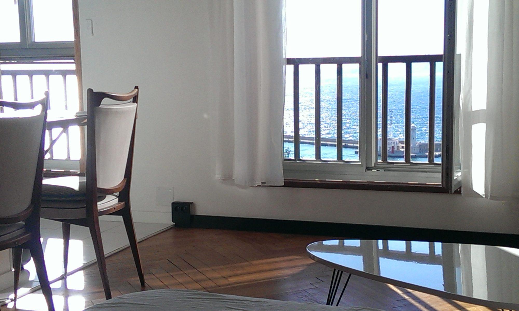 La plus belle vue de Marseille !